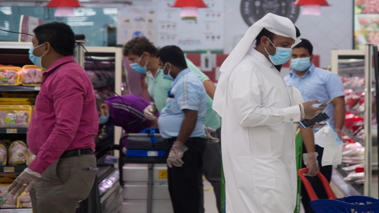 الكمامات إجبارية في قطر وغرامة المخالفين تصل 50 ألف دولار