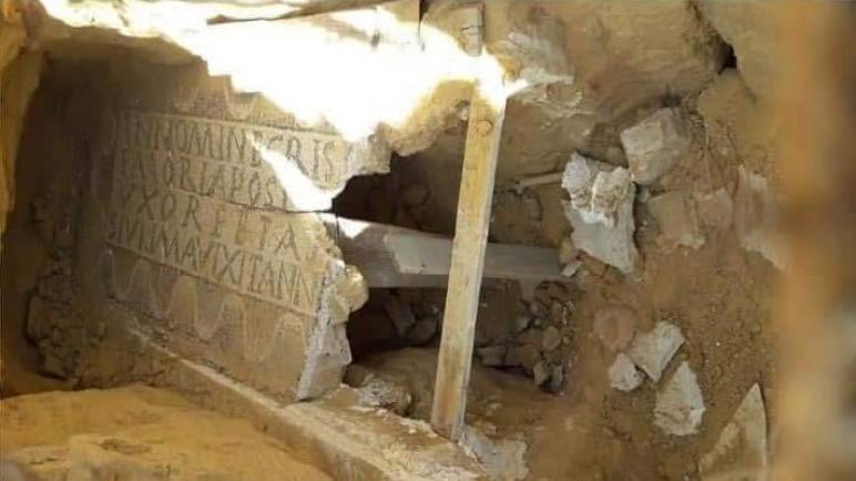 وزارة الثقافة تتحرك لإنقاذ فسيفساء أثرية في تبسة