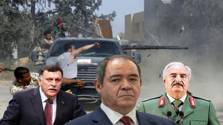"""وزير الخارجية الجزائري """"مستعدون لاحتضان الحوار الليبي"""""""