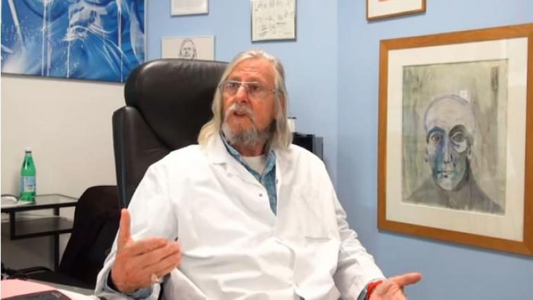 فيديو جديد للدكتور ديديي رؤولت حول علاج كلوروكين
