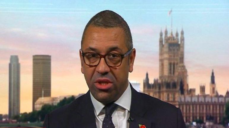 وزير الدولة البريطاني لشؤون الشرق الاوسط وشمال افريقيا في زيارة عمل الى الجزائر