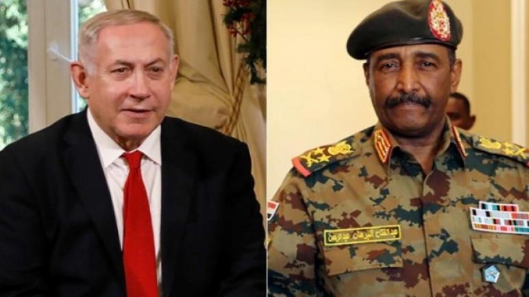 وزير المخابرات الصهيوني يؤكد الإتصالات  مع السودان