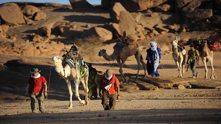 الجزائرأفضل وجهة في سياحة المغامرة