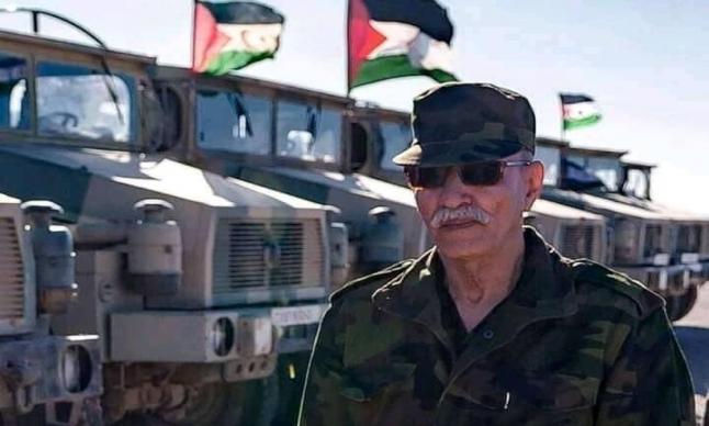الرئيس الصحراوي: المغرب خرق وقف إطلاق النار ونحن ندافع عن أنفسنا