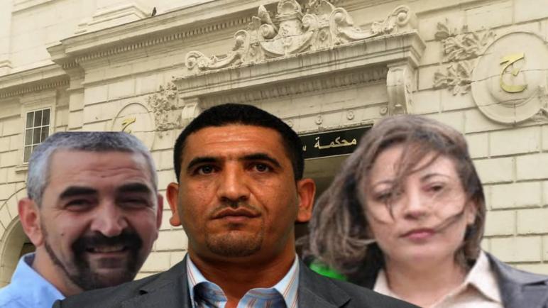 طابو، بلعربي وأميرة بوراوي خارج السجن