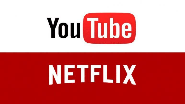 يوتيوب ونتفليكس تخفضان جودة البث